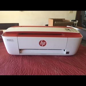 HP 3723 All in One Wireless Printer
